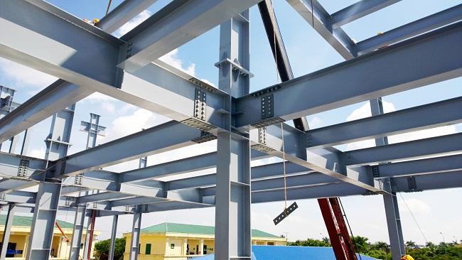 Lisemco 2 gia công chế tạo và lắp đặt dự án nhà tân cảng