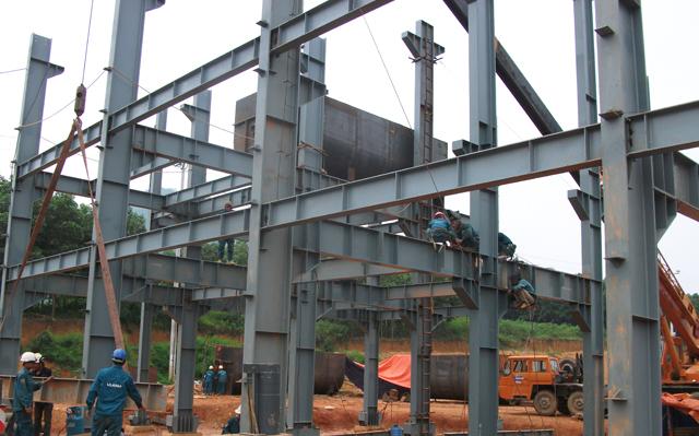 Đẩy nhanh tiến độ lắp đặt nhà máy đường Tuyên Quang