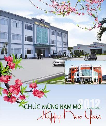 THƯ CHÚC TẾT NĂM NHÂM THÌN 2012