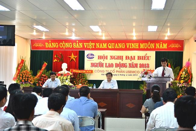 AMECC - HỘI NGHỊ NGƯỜI LAO ĐỘNG 2013