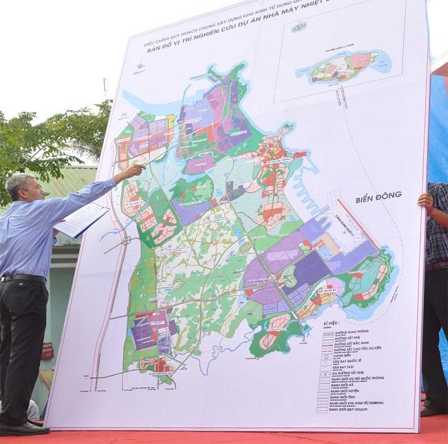 Công ty Nhật Bản tìm kiếm địa điểm xây dựng nhà máy nhiệt điện tại Dung Quất