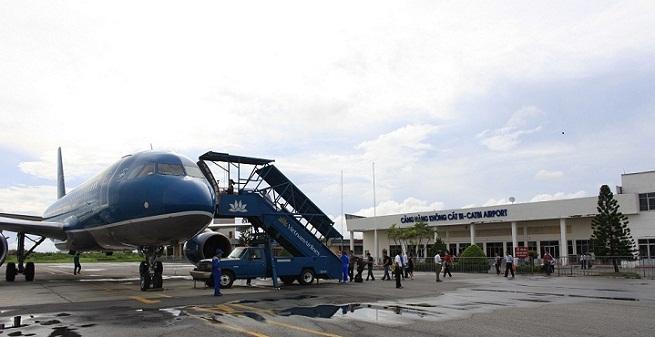Sân bay Cát Bi sẽ là sân bay dự phòng cho Cảng hàng không quốc tế Nội Bài