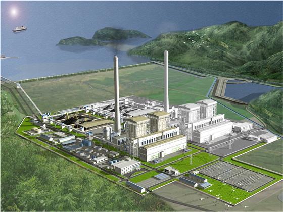 Khởi công Nhiệt điện Quảng Trạch 1 vào cuối năm 2017