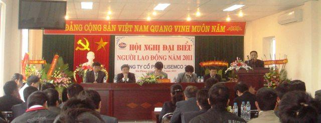 NGHỊ QUYẾT HỘI NGHỊ NGƯỜI LAO ĐỘNG NĂM 2011