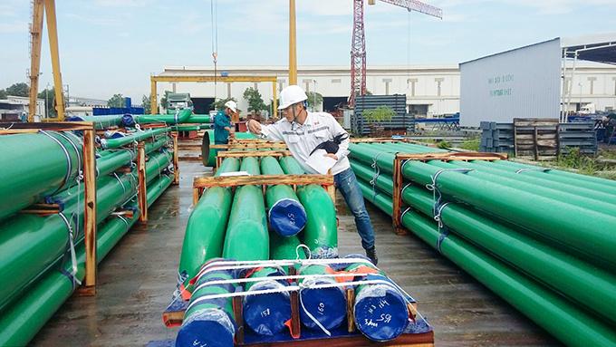 Amecc đẩy nhanh tiến độ dự án nhà máy nhiệt điện duyên hải 3 mở rộng