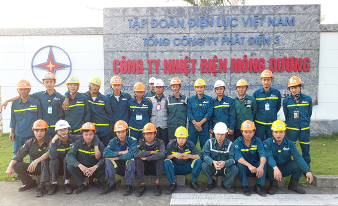 MONG DUONG THERMAL POWER PLANT NO 1 – THE PLACE TO AFFIRM AMECC'S