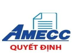 Quyết định HĐQT Công ty vv Điều chỉnh tiến độ góp vốn dự án Công ty TNHH AMECC MYANMAR