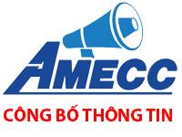 Danh sách cổ đông nhà nước, cổ đông lớn Công ty CP cơ khí xây dựng AMECC