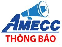 Giấy xác nhận bổ sung ngành nghề kinh doanh của Công ty cổ phần cơ khí xây dựng AMECC