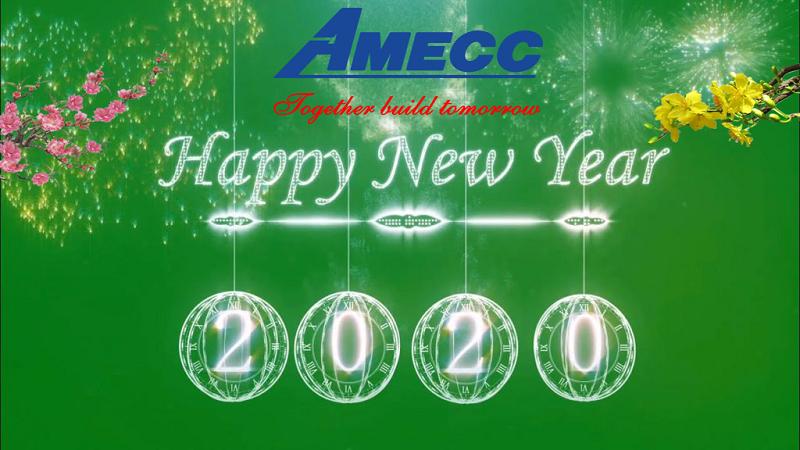 Thư chúc mừng năm mới 2020