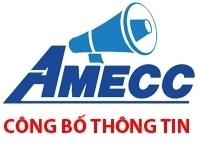Thông báo số 114 TB/2017-AMECC về ngày đăng ký cuối cùng thực hiện quyền chi trả cổ tức năm 2016