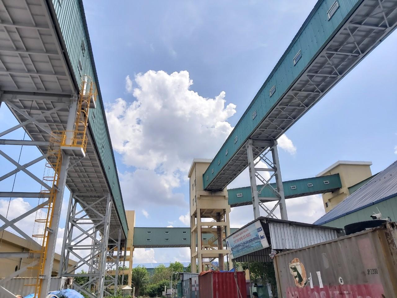 AMECC - Dự án đạm cà mau chạy thử dây chuyền sản xuất phân bón