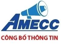 AMECC - Thông báo về ngày đăng ký cuối cùng và xác nhận danh sách người sở hữu chứng khoán