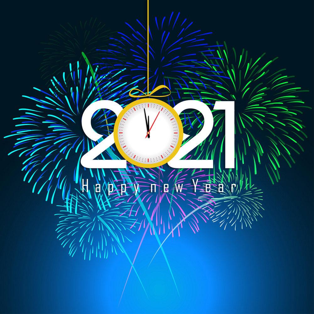 AMECC - CHÚC MỪNG NĂM MỚI 2021