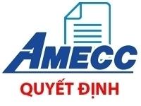 Quyết định của HĐQT Công ty cổ phần cơ khí xây dựng AMECC vv góp vốn thành lập Công ty tư vấn và đầu tư AMECC